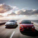 Мы узнали подробности о новой Toyota Camry для России