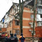 Часть жителей дома в Краснодаре, где взорвался газ, вернулись в квартиры