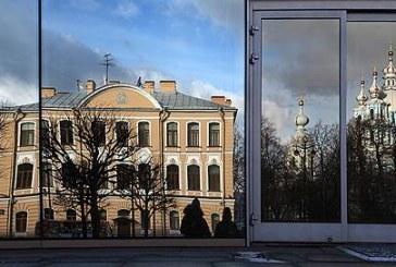 Британское консульство покидает особняк с видом на Смольный