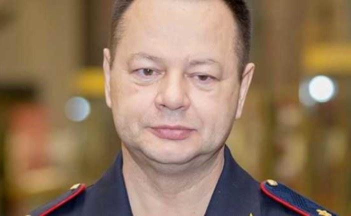 Умер начальник управления Росгвардии по Подмосковью Василий Глотов