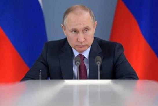 О злодеях и рыбалке: в Сети появился новый фильм с участием Путина