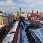 Вторник стал самым теплым днем в Москве с начала года