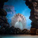 «Золотая маска»: Наяда на рыбаке, а Снежная королева на мамонте