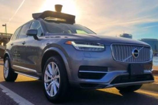 Беспилотник Uber убил пешехода: первая смерть под колесами робота