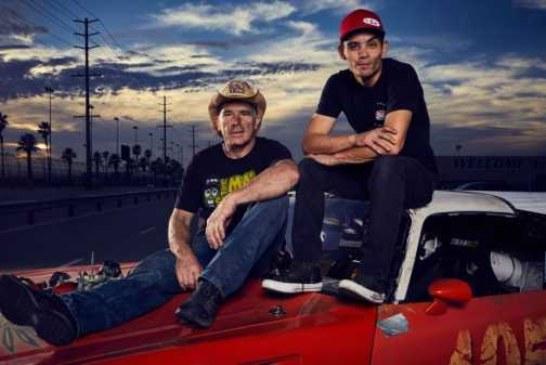 Уличный гонщик, дрэг-рейсер и пилот NASCAR: Discovery устроит мега-гонку