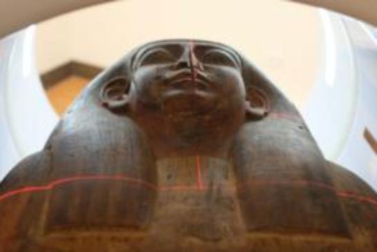 Ученые раскрыли секрет якобы пустого саркофага