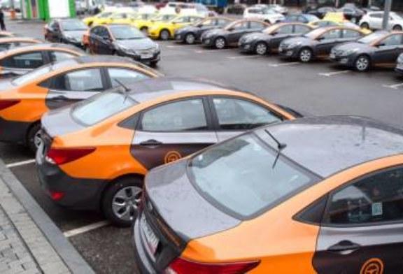 Прокатные автомобили не пустили на выделенку