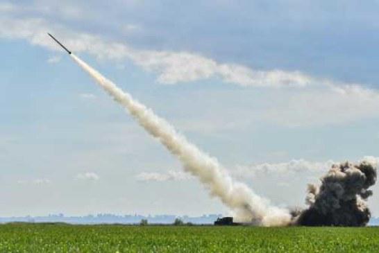 Порошенко поручил запустить ракеты «Ольха» в серийное производство