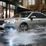 Возвращение блудного седана: объявлены российские цены на Subaru Legacy