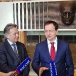 В «Филармонии-2» в Москве открылся барельеф «Сергей Рахманинов»