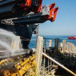 Завершено строительство морского участка первой нитки «Турецкого потока»