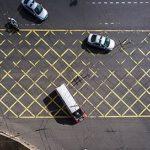 На дорогах станет больше желтого