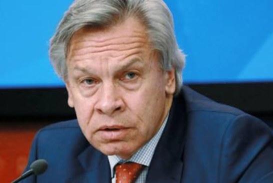 Пушков прокомментировал ультиматум США, выдвинутый ЕС и Канаде