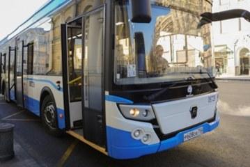 В Москве через 10 лет могут запустить беспилотный общественный транспорт