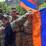 На площади в центре Еревана собрались сторонники оппозиции