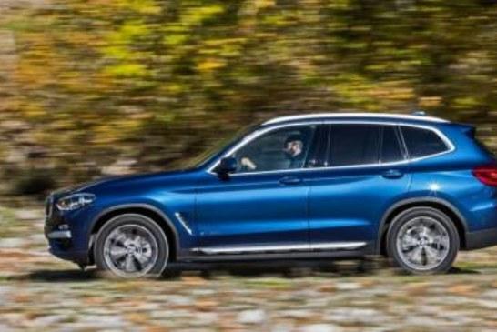 В России отзывают BMW X3: на заводе забыли прикрутить задний спойлер