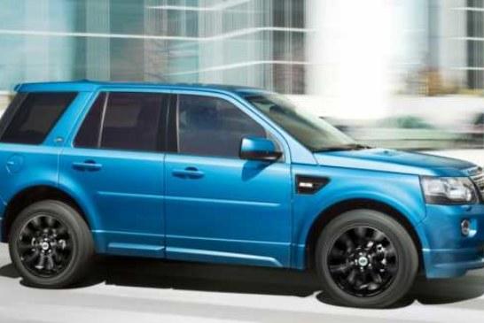 New Freelander: Land Rover возродит новый компактный и доступный кроссовер