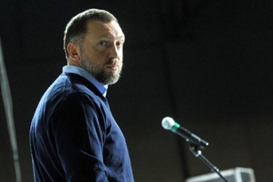 «БазЭл» Олега Дерипаски сожалеет о попадании в санкционный список США