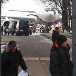 Российские дипломаты вернулись в Москву из США