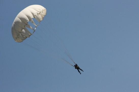 Сотрудник «Авиалесохраны» выжил после падения с нераскрывшимся парашютом
