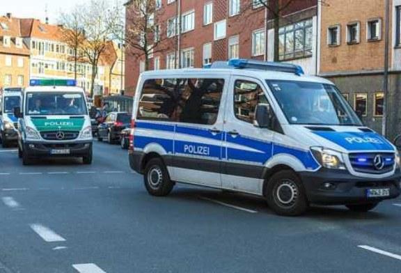 В доме у сбившего людей в Мюнстере мужчины нашли детали бомбы