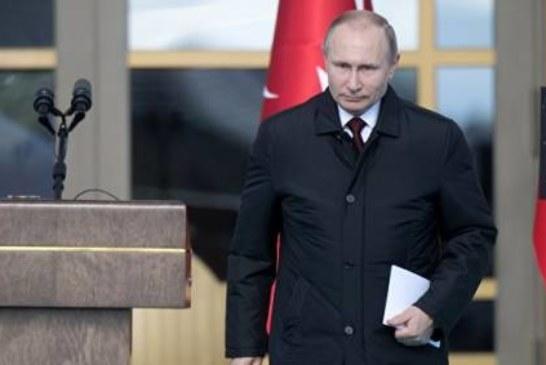 Проблем, мешающих развитию отношений России и Турции, нет, заявил Путин