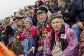 Ветеранов отблагодарят гречкой и пылесосами