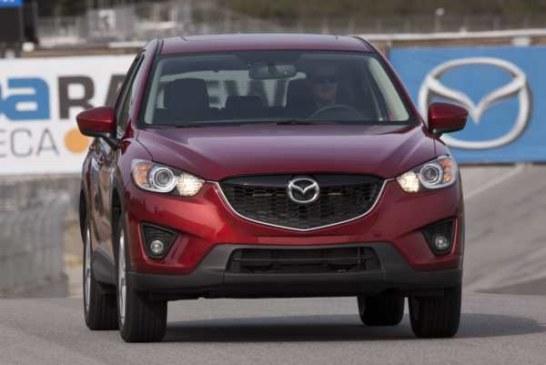 У Mazda CX-5 может отказать «ручник»: в России отзывают 20 тысяч машин