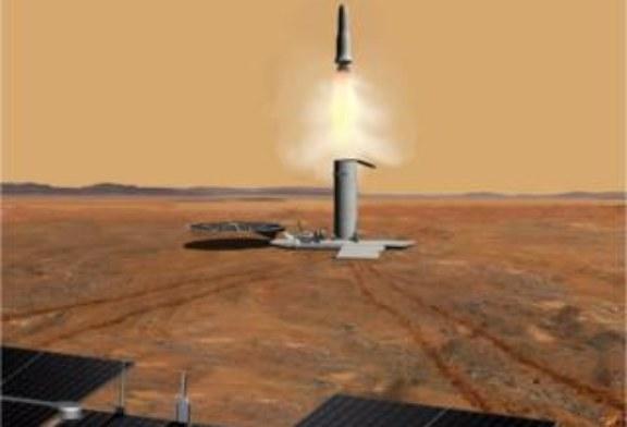 США и Европа впервые попробуют привезти с Марса образцы пород