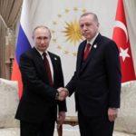Путин рассказал о товарообороте между Россией и Турцией в 2017 году