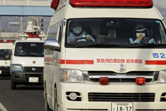В Японии один человек погиб в результате ДТП со школьным автобусом