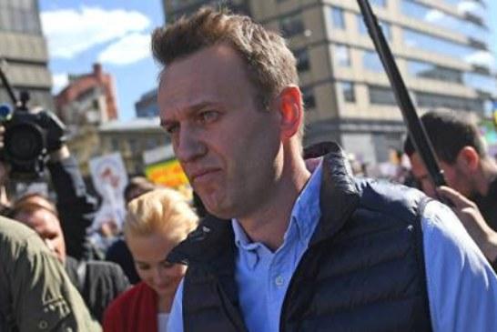 Алексей Навальный получил 30 суток по делу об акции 5 мая