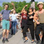 В Литве проходит День уличной музыки