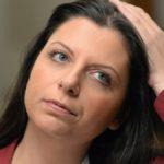 Симоньян прокомментировала реакцию Запада на арест Вышинского