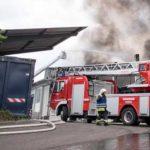 Пожар в ТЦ «Времена года» в Москве потушен