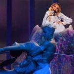 Самойлова рассказала о своем номере на «Евровидении»