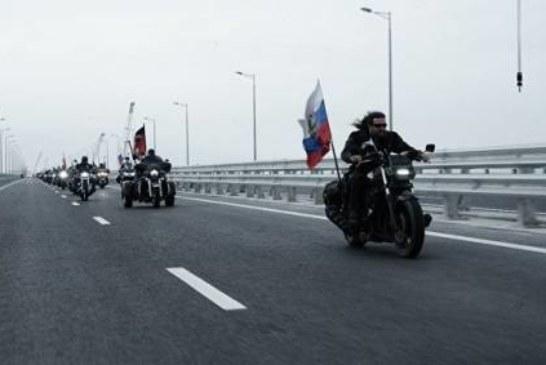 Байкер Хирург прокомментировал инцидент с мотоциклистами на Крымском мосту