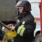 При пожаре в доме под Саратовом погибли мать с новорожденным сыном