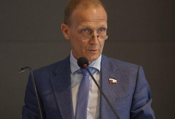 Владимира Драчева избрали президентом Союза биатлонистов России