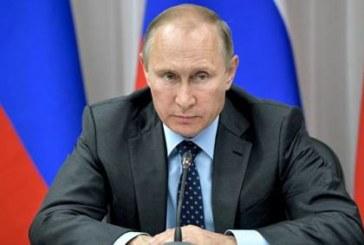 Путин проведет первую встречу с новым кабинетом министров