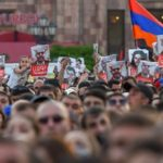 Посольство России: события в Армении являются внутренним делом республики