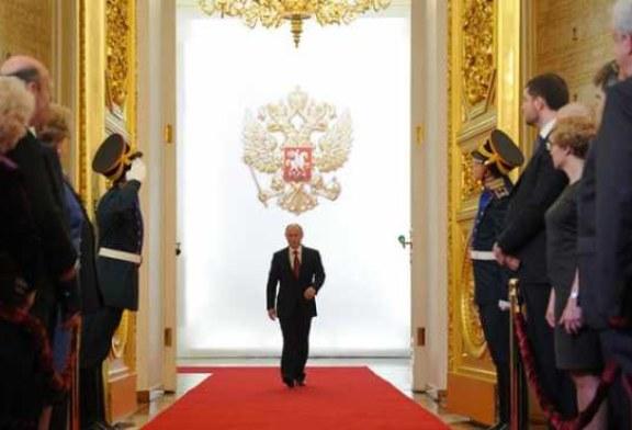 После инаугурации Путина правительство возглавит агент Запада
