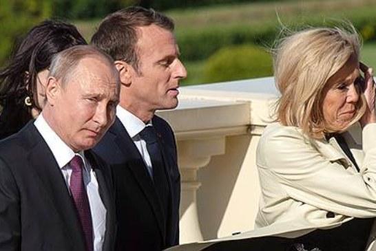 Переговоры в французском и широком составе
