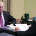 Путин предложил наладить поставки газотурбинных агрегатов для кораблей