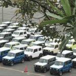 Разглядываем новый Suzuki Jimny: появилось видео с территории завода