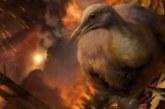 Как птицы пережили падение на Землю астероида