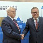 ВТБ и Санкт-Петербург договорились о выпуске «Единой карты петербуржца»