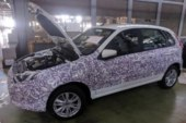 Шпионы рассекретили мотор обновленной Lada Granta