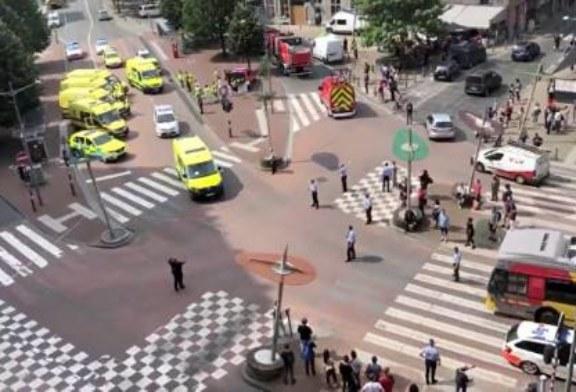 Полиция рассматривает версию о теракте после стрельбы в бельгийском Льеже