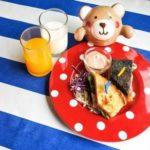Сок и молоко – противоположные полюсы детского рациона